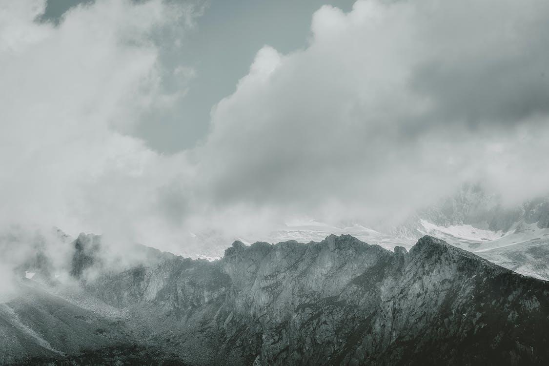 Άλπεις, αυγή, βουνά