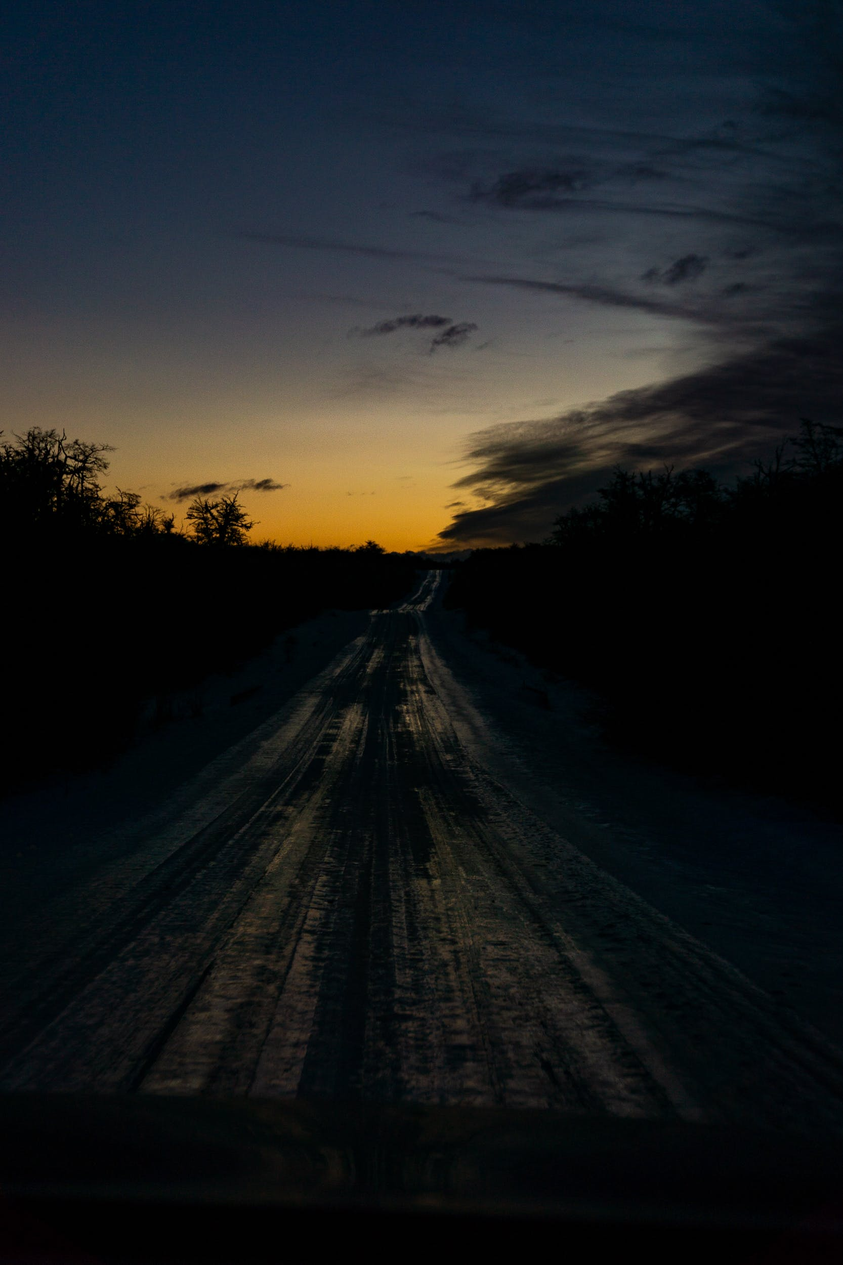 Free stock photo of light, road, dawn, landscape