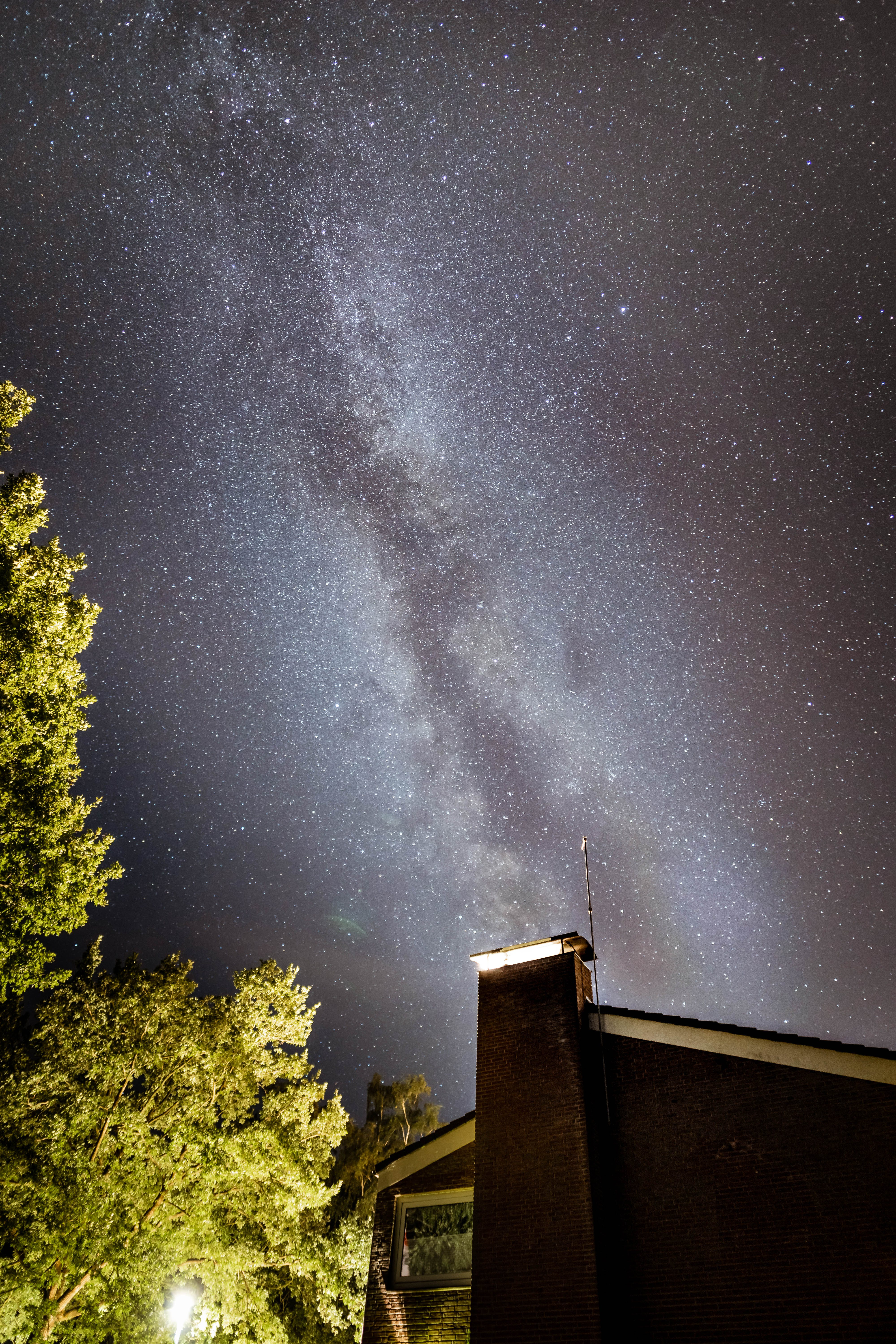 Landscape Photography of Milky Way Galaxy