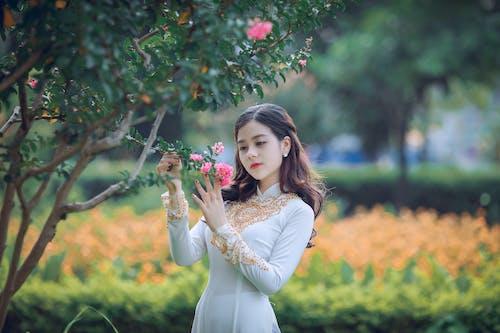 亞洲女人, 亞洲女孩, 人, 女人 的 免費圖庫相片