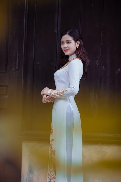 asiatisk jente, asiatisk kvinne, attraktiv
