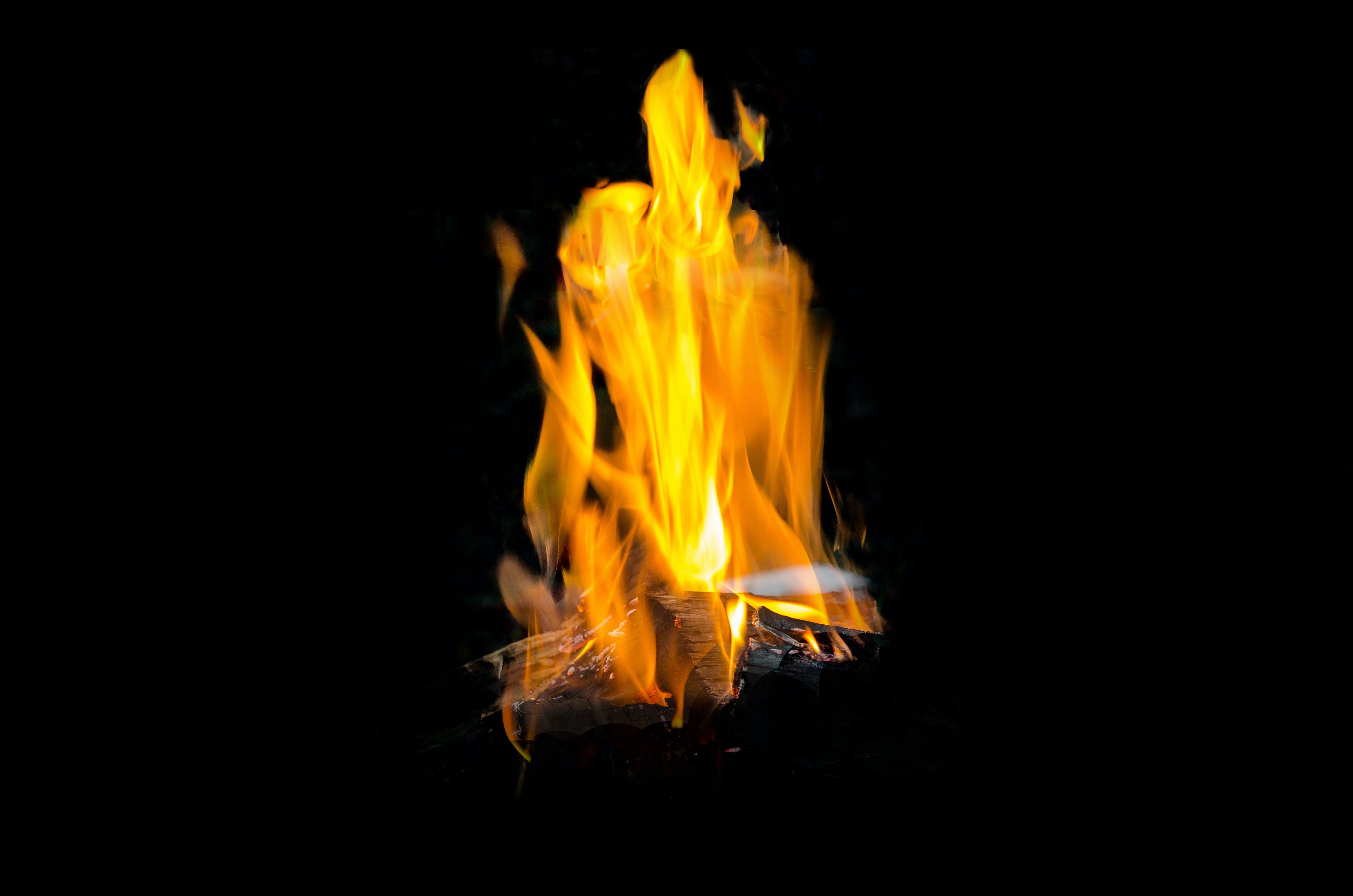 Gratis lagerfoto af antænde, aske, bål, brand