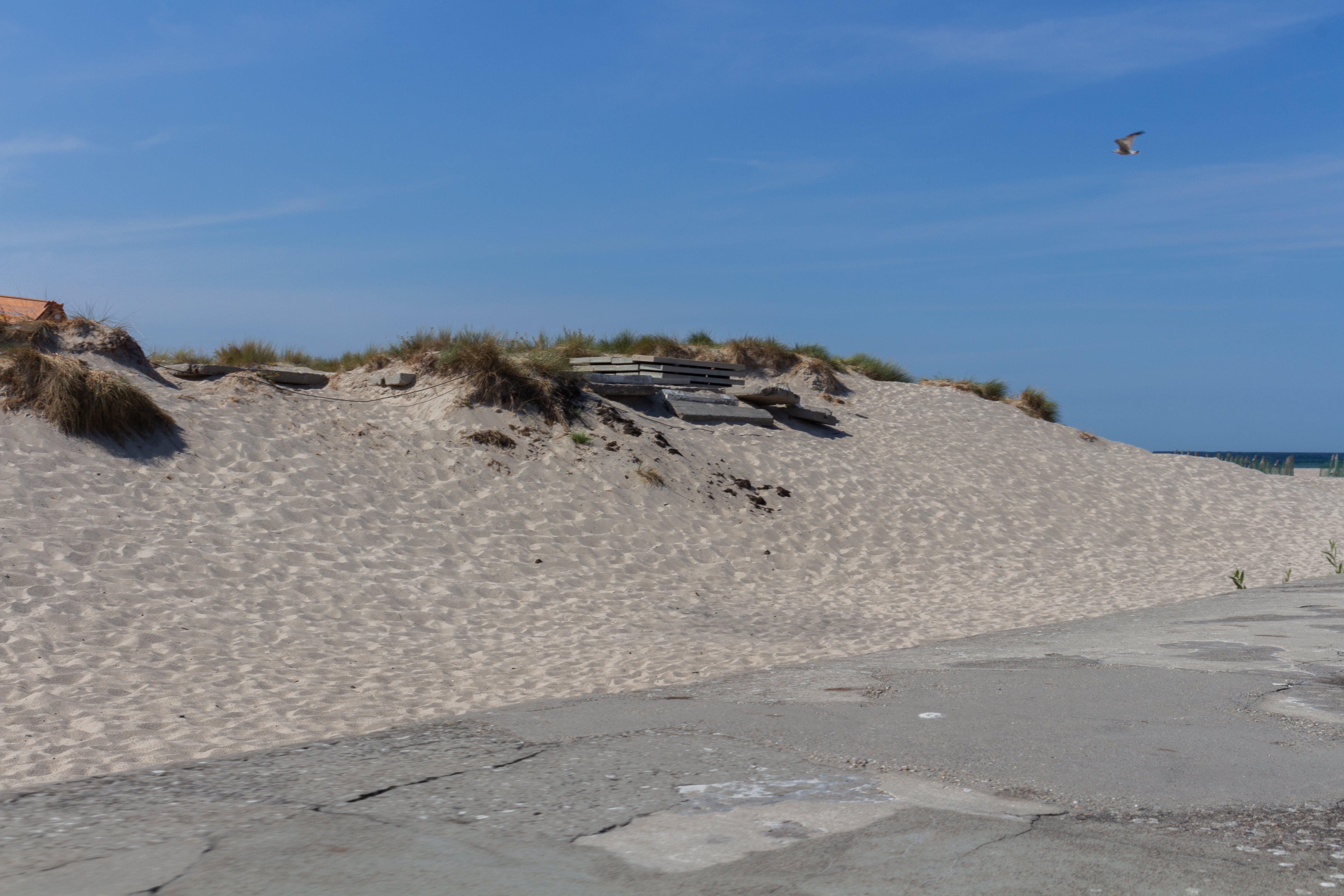 Free stock photo of beach, germany, rügen, sand