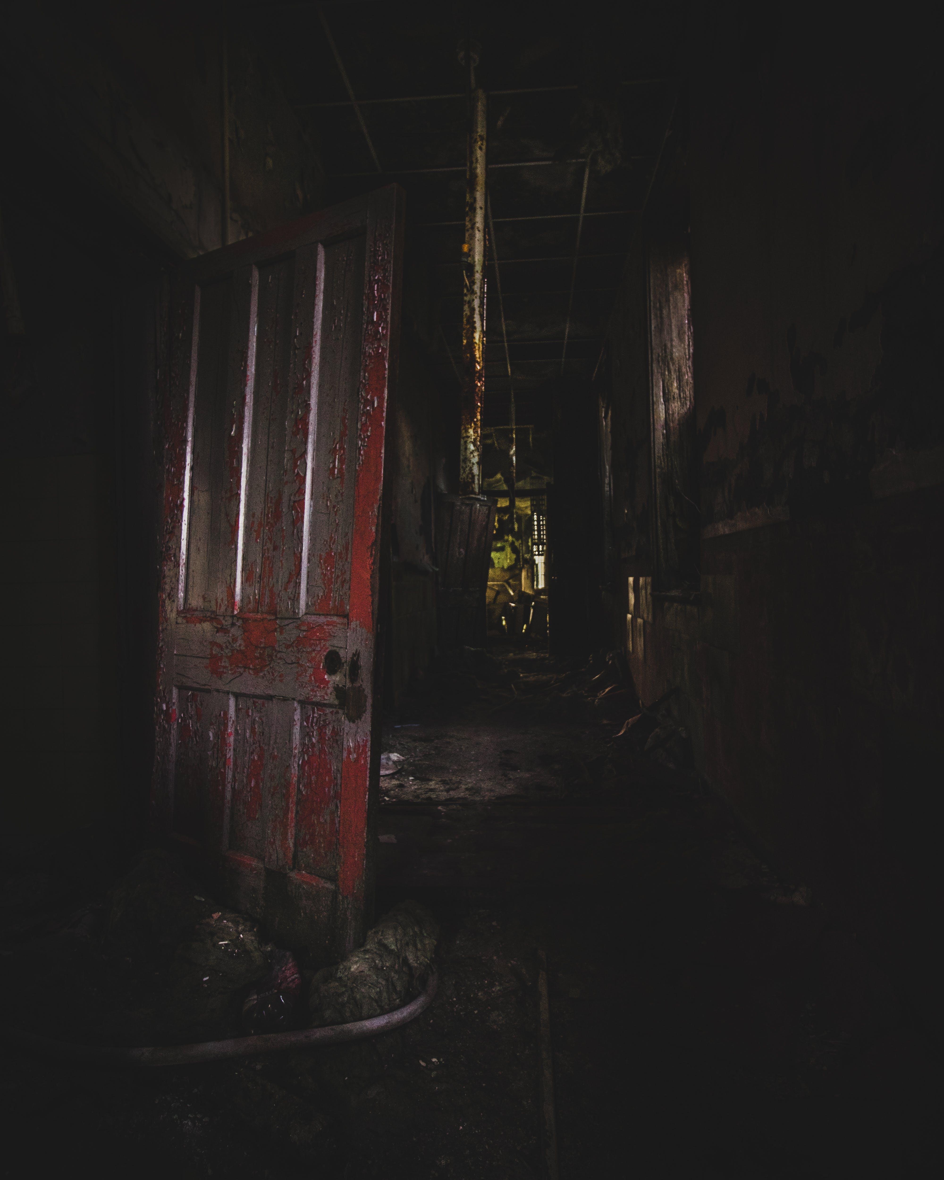 Free stock photo of abandoned, creepy, hospital, scary