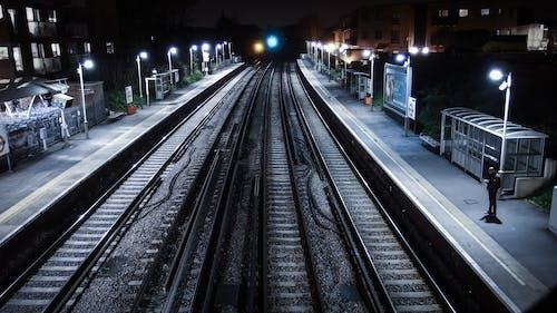 Gratis stockfoto met balustrade, groot-britannie, Londen, spoorlijn