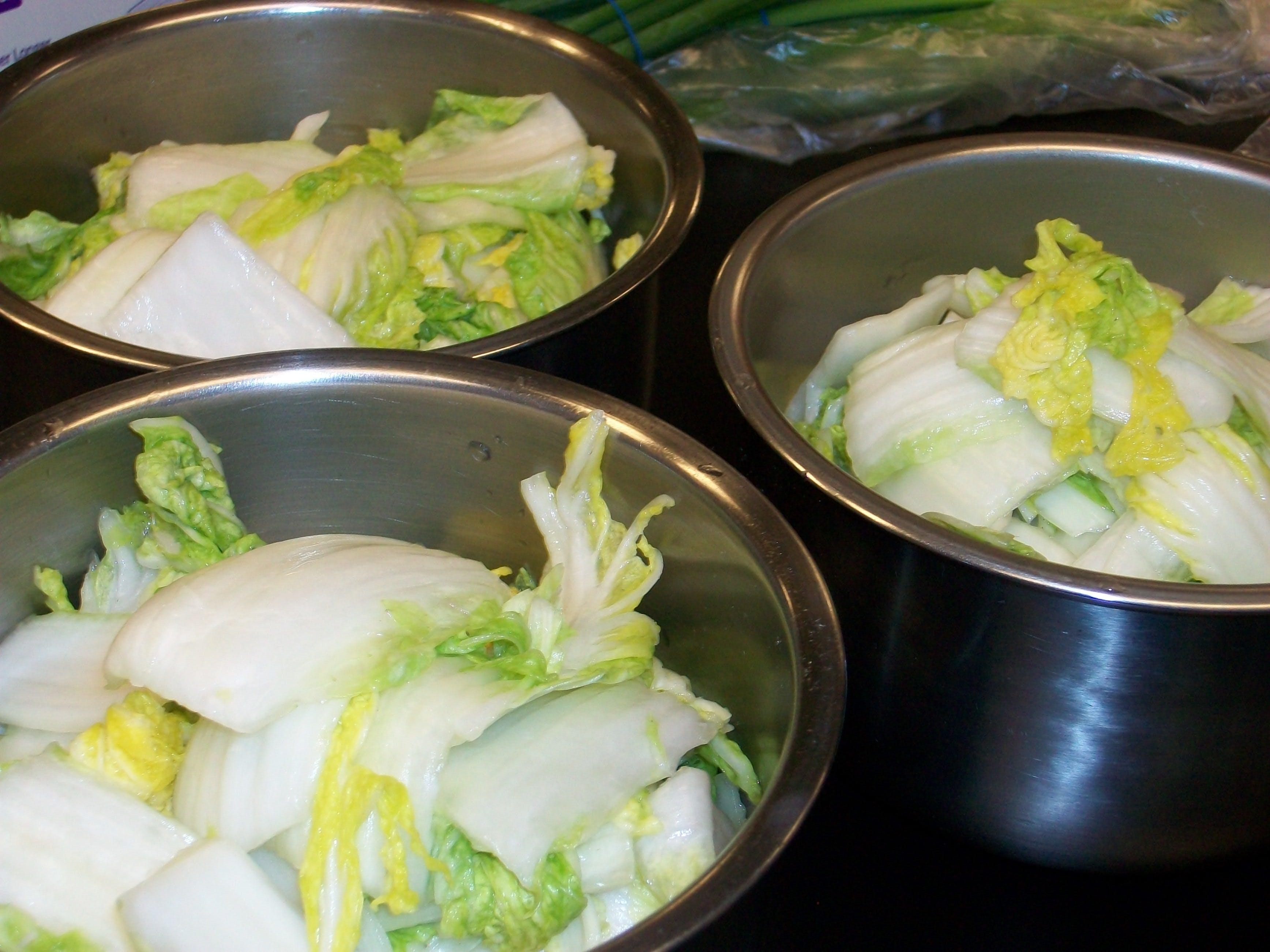 Free stock photo of fermentation, kimchi, napa cabbage, fermented foods
