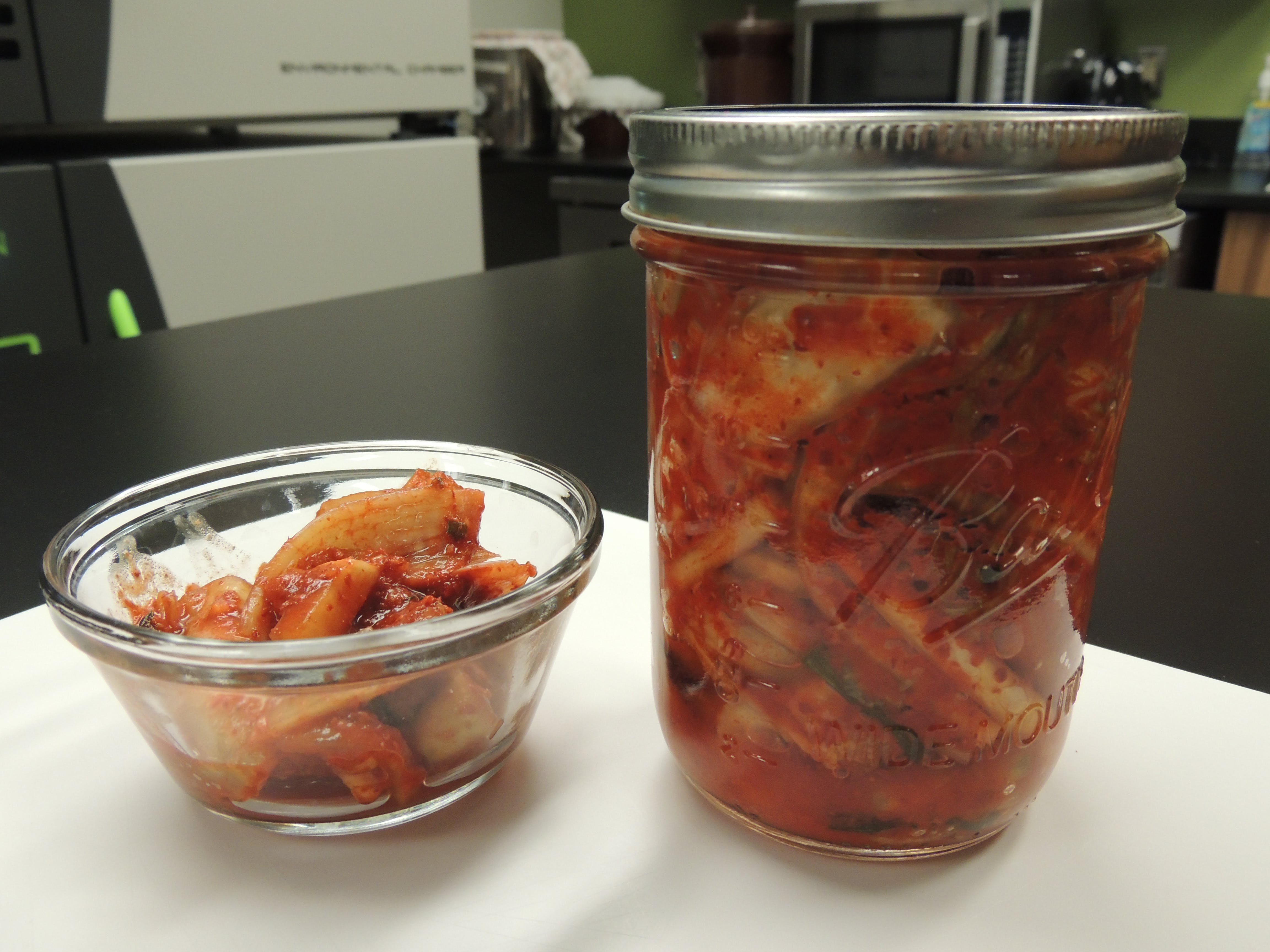 Free stock photo of fermentation, fermented food, kimchi, korean food