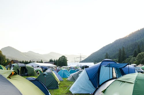 Free stock photo of activity, adventure, camp, campfest