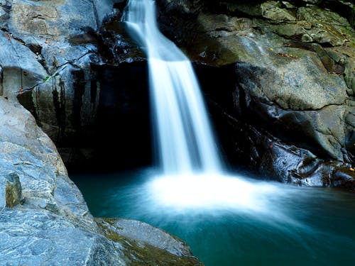 Бесплатное стоковое фото с водопад, гладкий, Голд-Кост, куст