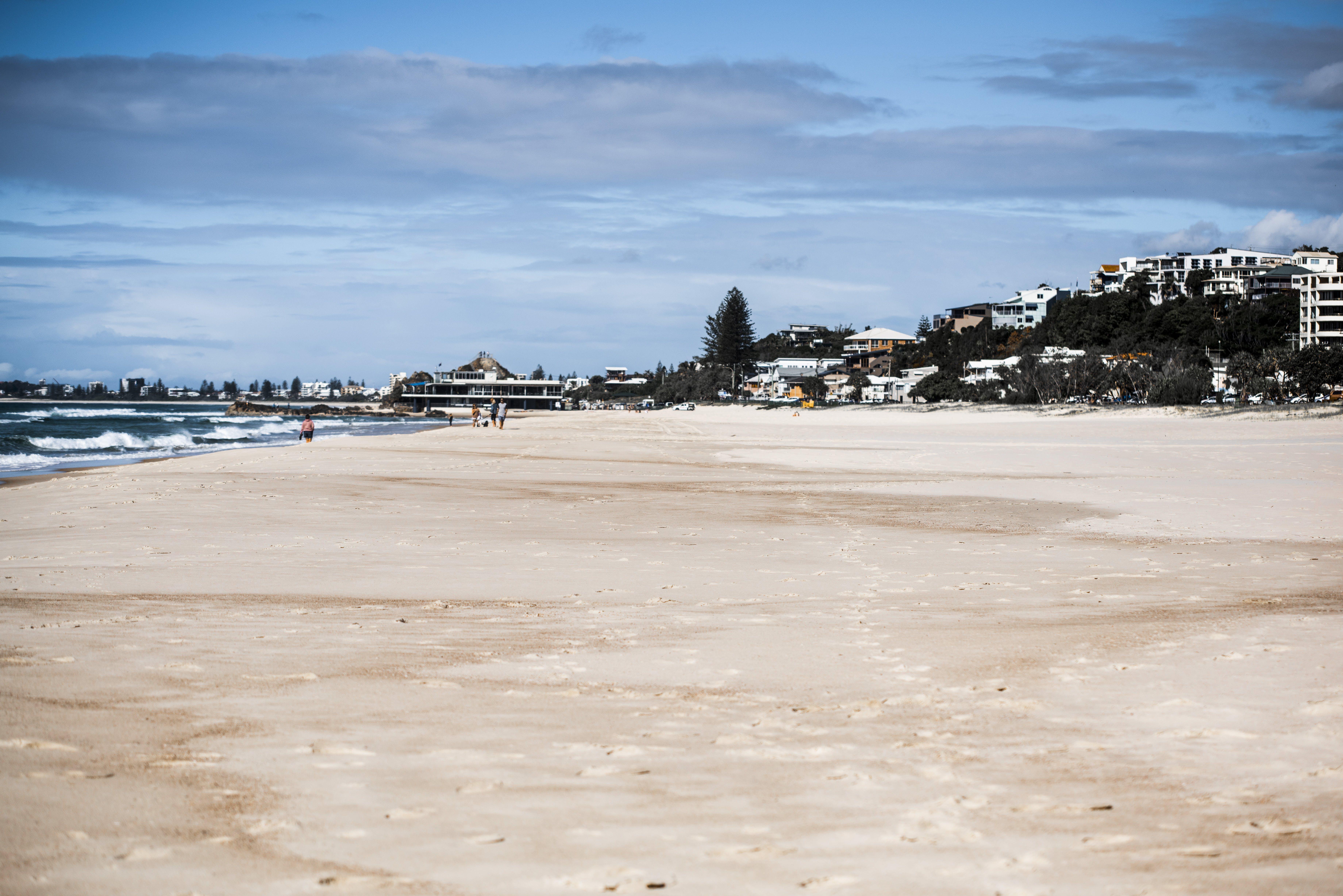 Free stock photo of beach, beach line, beautiful, blue