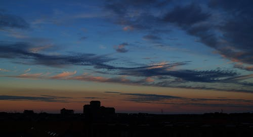 Gratis stockfoto met avond, dageraad, donker, hemel
