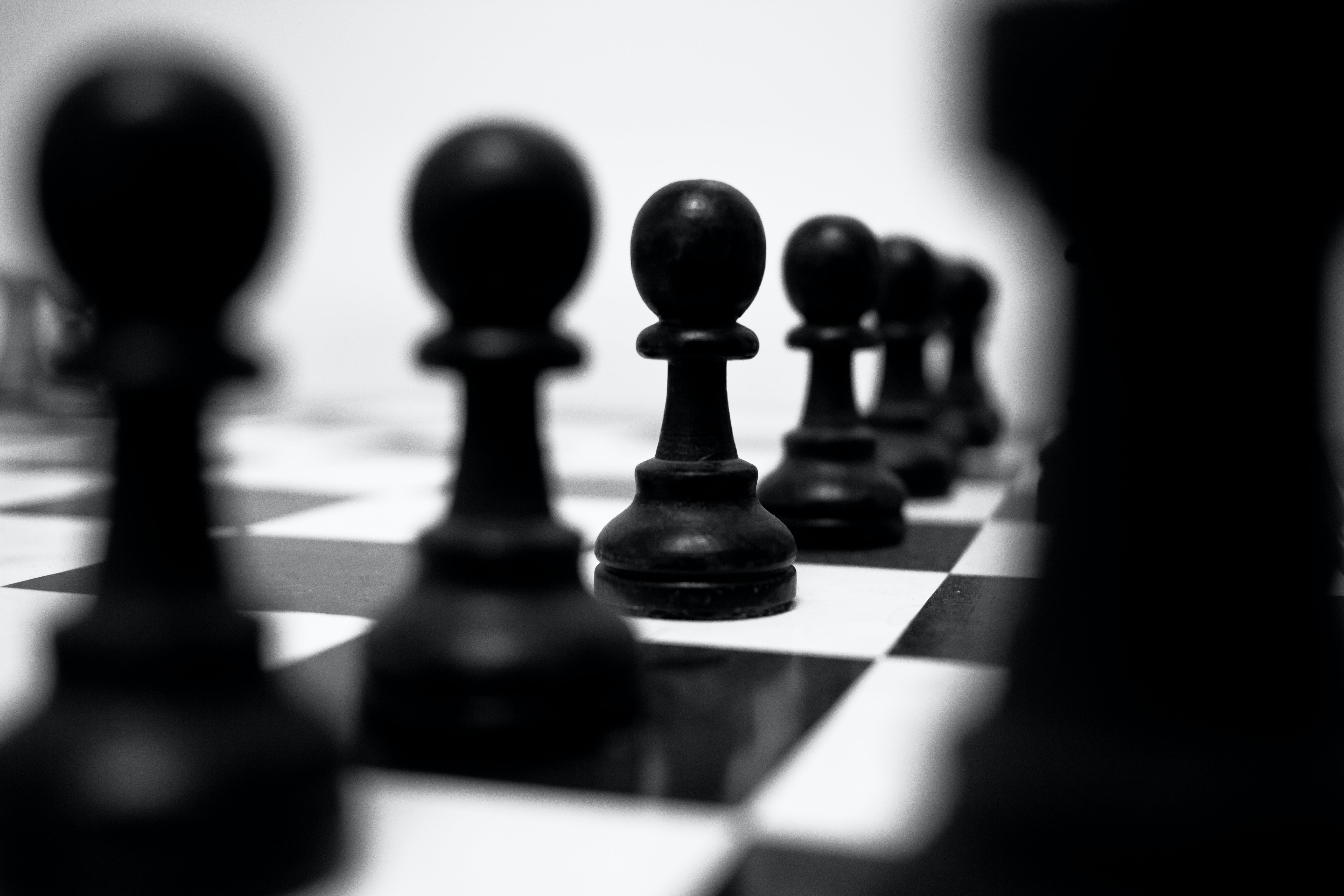Free stock photo of chess, chess board, chess piece