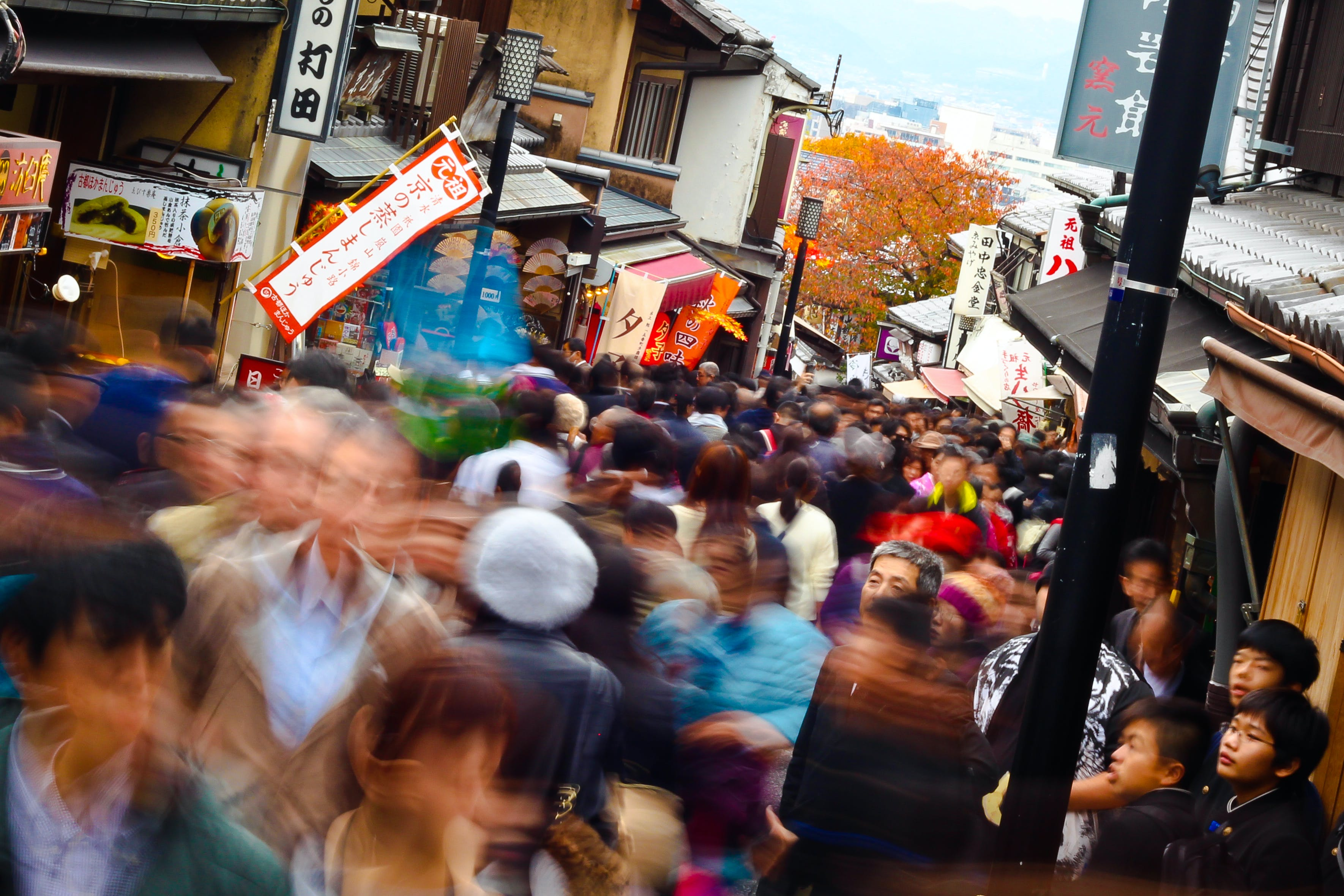 Free stock photo of busy, crowd, crowded, crowded street