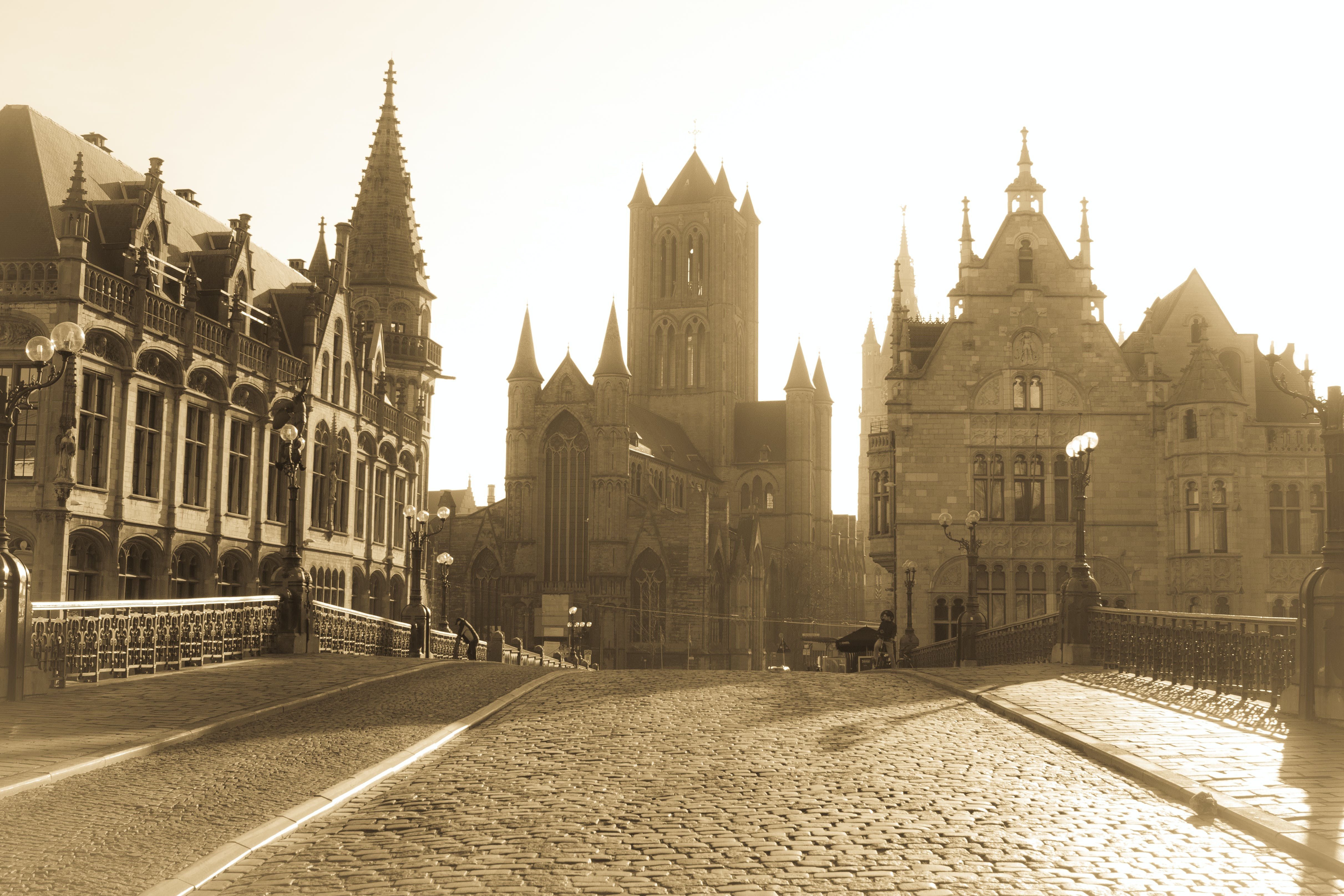 Free stock photo of Gent, ghent, old city