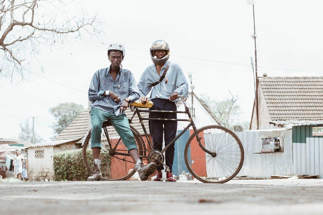 Afroameričania, bicykel, černosi