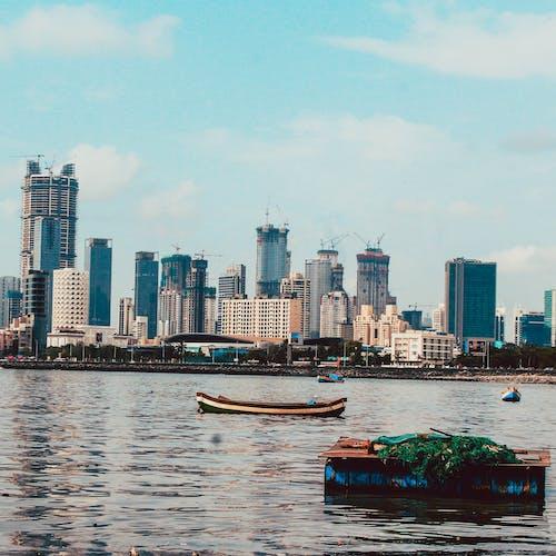 Fotobanka sbezplatnými fotkami na tému #citycape, #mumbaicity