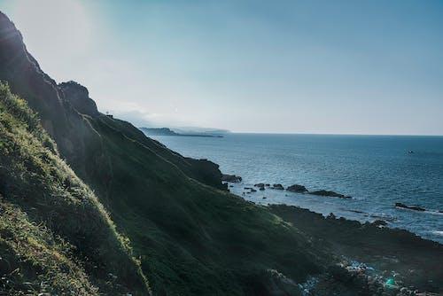Ingyenes stockfotó domboldal, sziklás part témában