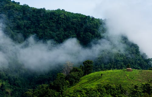 Free stock photo of Banarban, clouds, hilly, Jum_House