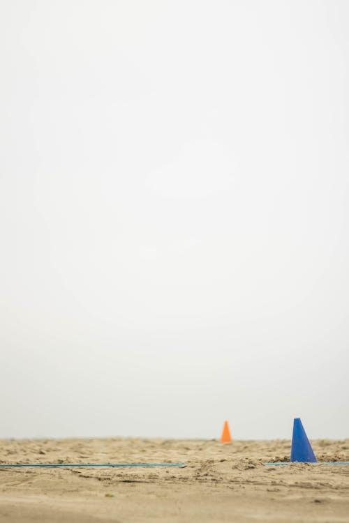 Gratis arkivbilde med farge, kjegler, kunst, landskap