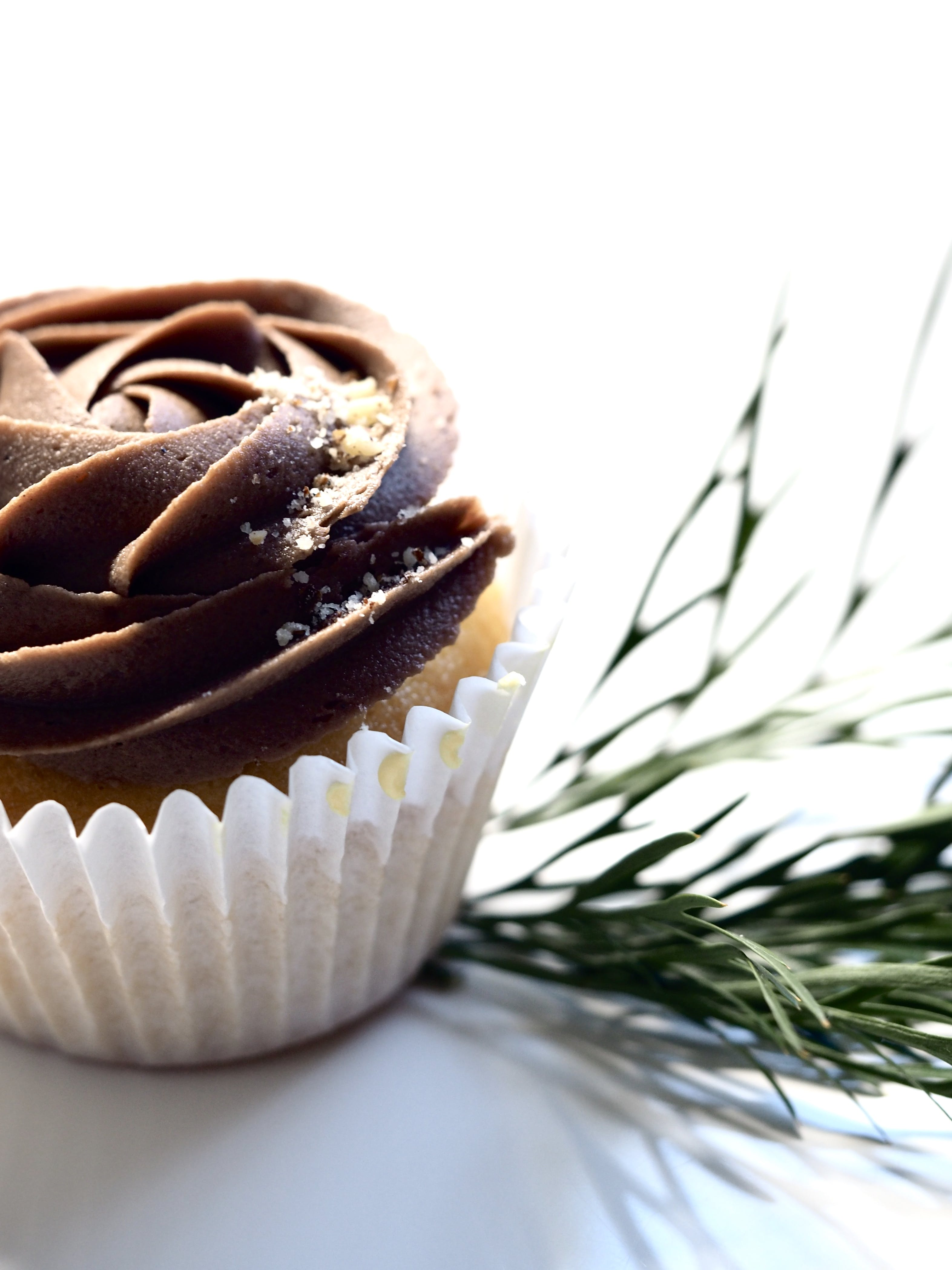 Cupcake With Topping