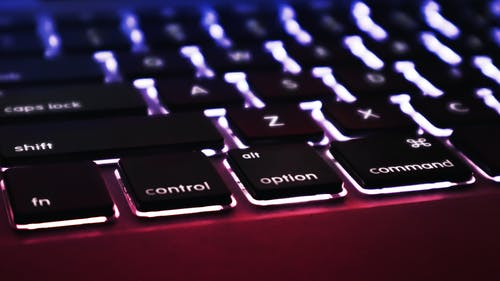 #keyboard #keys #closeup #colorfull #bright #red, #office #work의 무료 스톡 사진