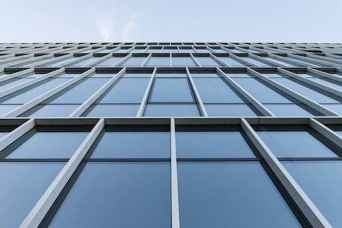 低角度拍攝, 城市, 天空, 建築 的 免费素材照片