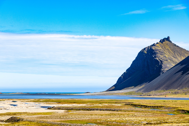 Gratis lagerfoto af bjerg, hav, Island, natur