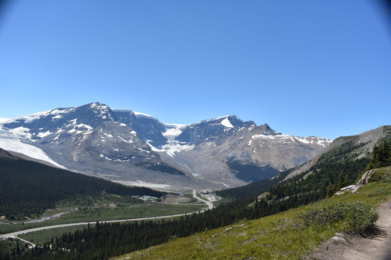 Free stock photo of mountains, snow capped mountains