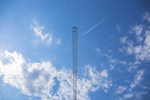 Kostnadsfri bild av blå himmel, dagsljus, himmel, industri