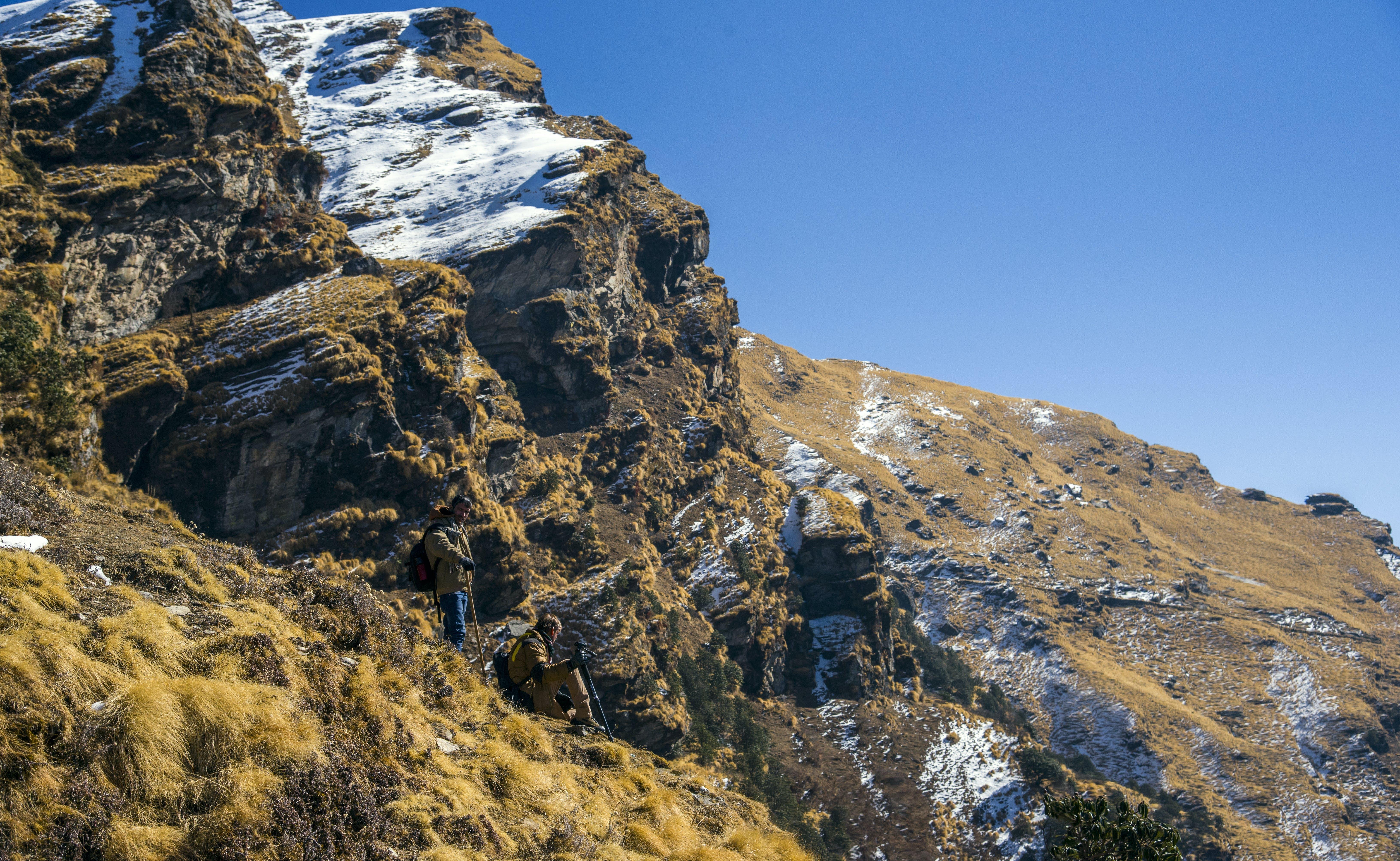 Gratis lagerfoto af bakke, bjerg, dagslys, eventyr