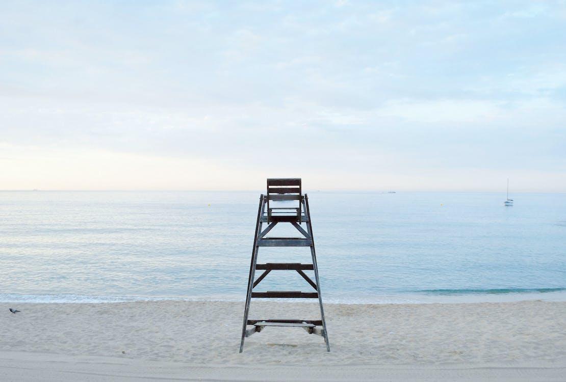 ég, életmentő megfigyelő szék, életmentő szék