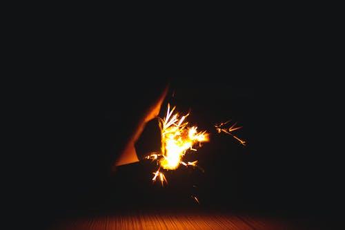 Fotos de stock gratuitas de encendedor, fotoeditar, fuego, Fuegos artificiales