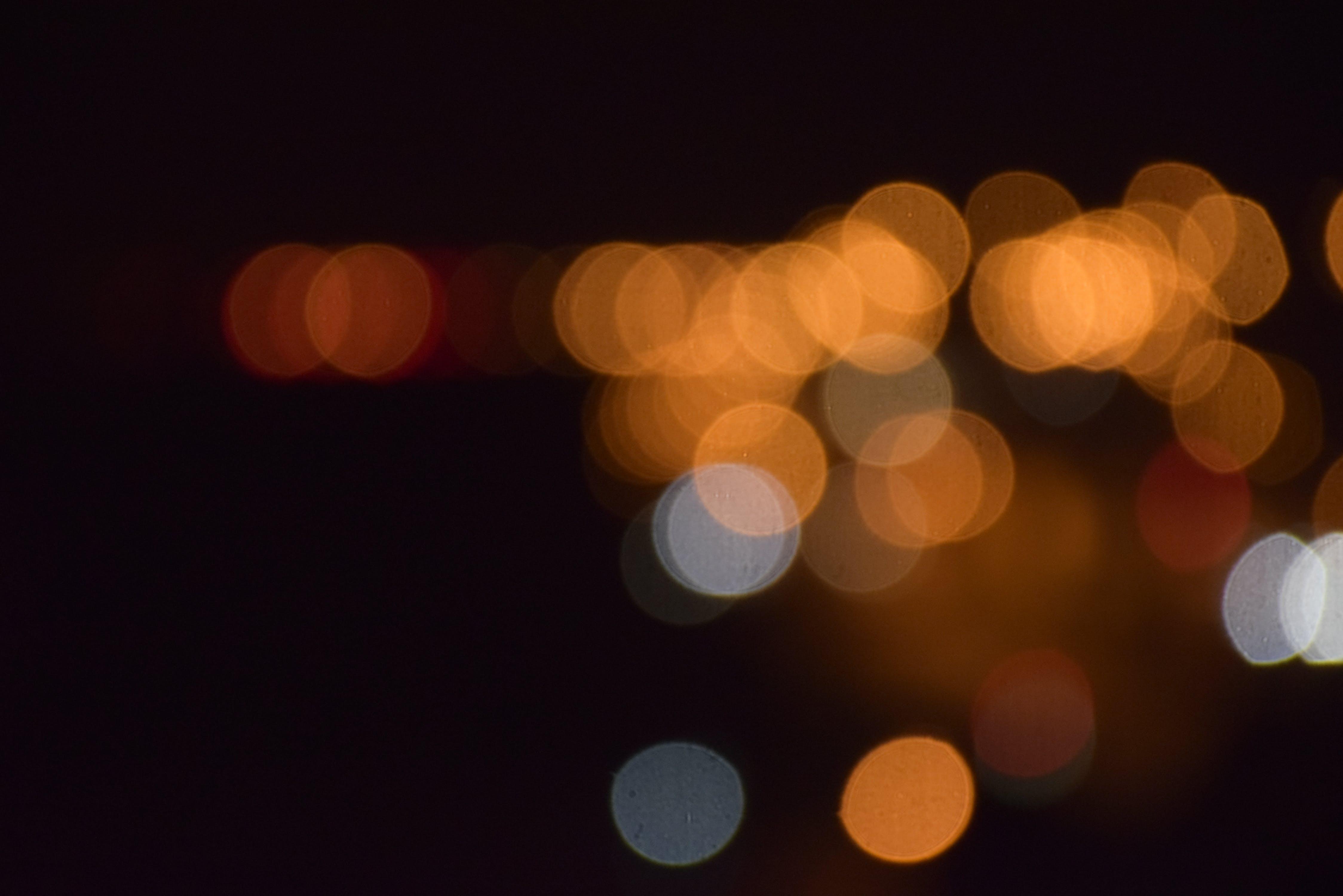 Free stock photo of blur, bright, dark, defocused