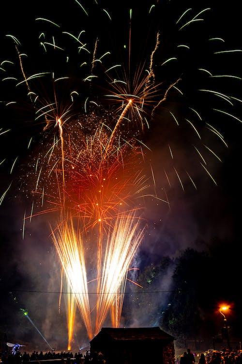 Gratis lagerfoto af bål, brand, eksplodere, eksplosion