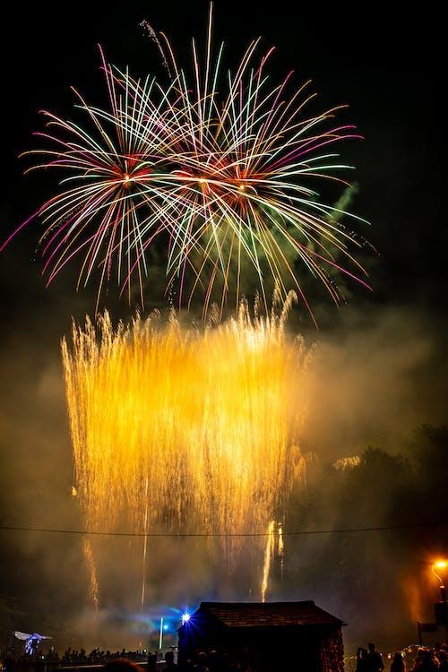 お祝い, たき火, 新年, 火の無料の写真素材
