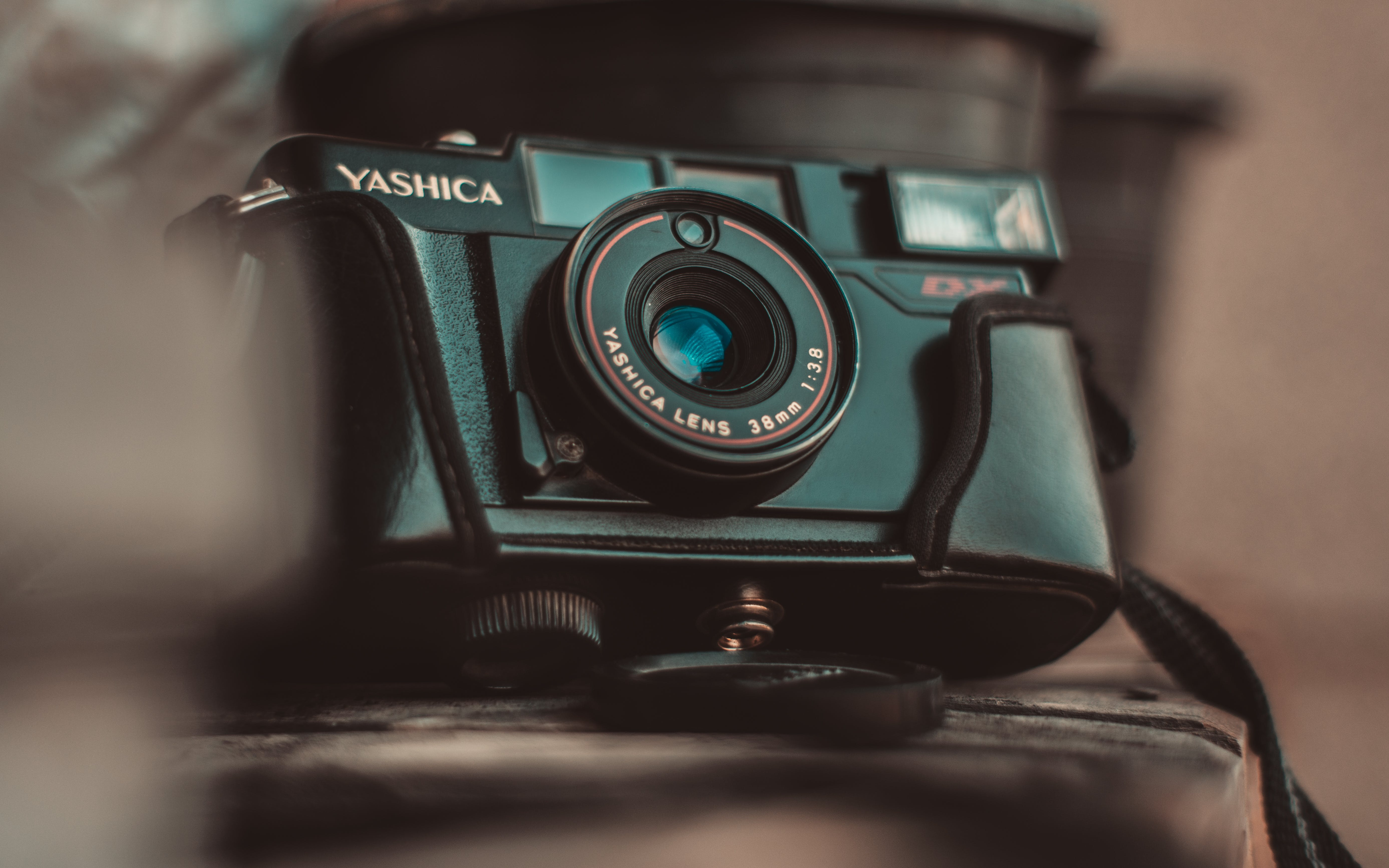 Ingyenes stockfotó fényképezőgép, klasszikus, múltidéző, yashica témában