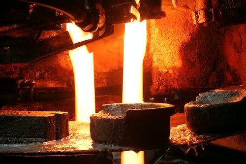 ガラス, 工場, 機械, 溶融の無料の写真素材