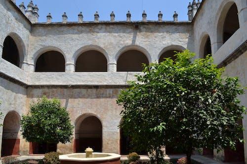 ハシエンダ, ランドマーク, 中庭, 修道院の無料の写真素材