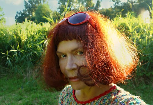 Free stock photo of hair, portrait, red hair, selfie