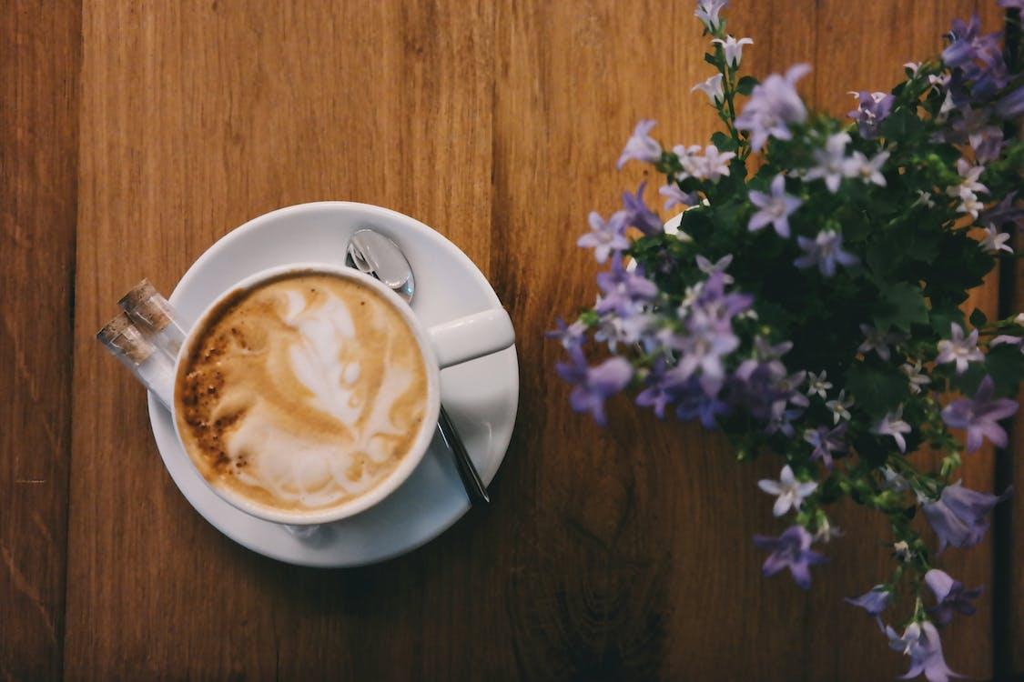 bebida, café, cafeína