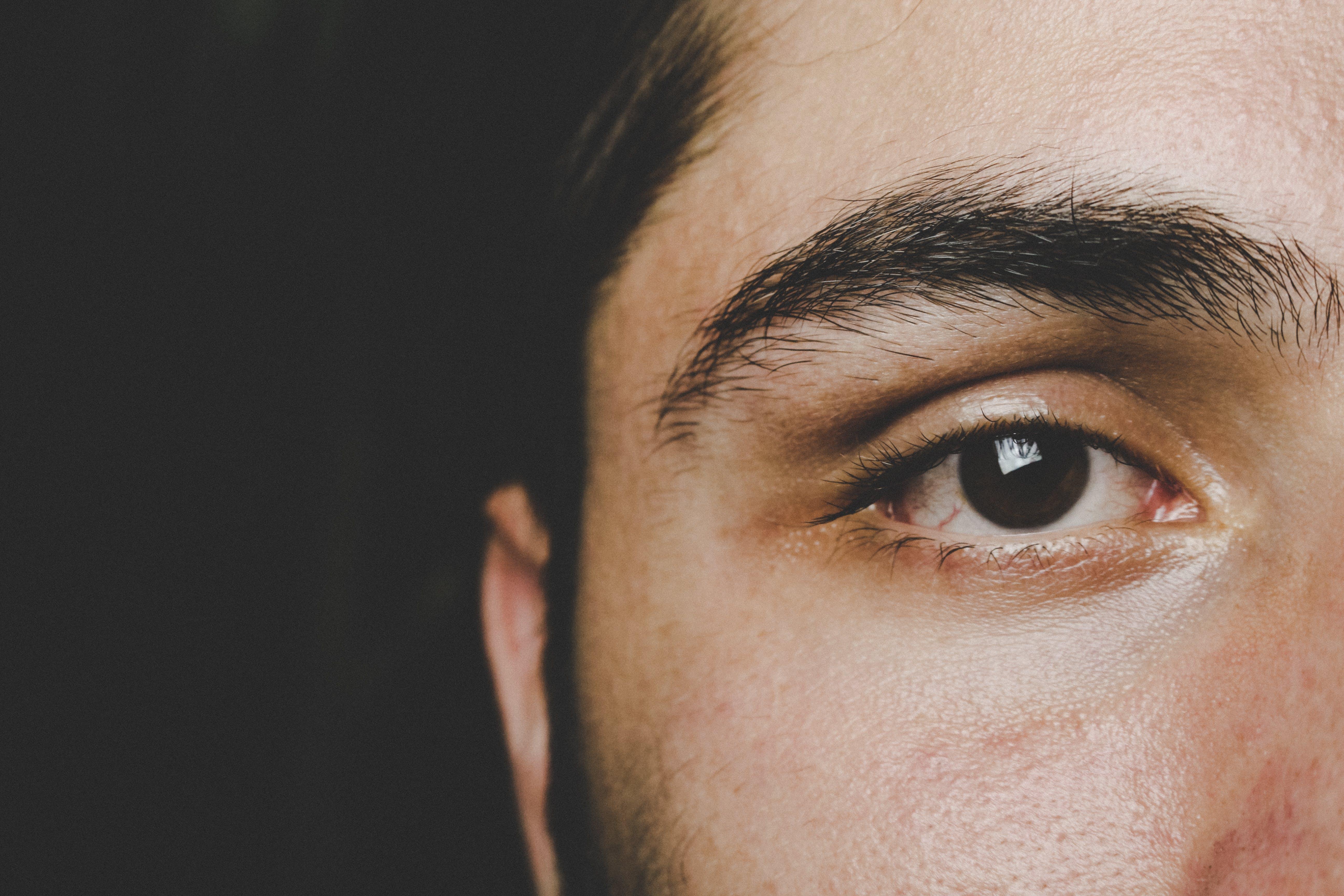Immagine gratuita di capelli, maschio, occhio, pelle