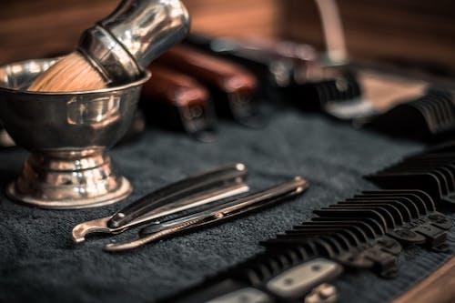 刮鬍刀, 刮鬍子, 剃刀, 原本 的 免费素材照片