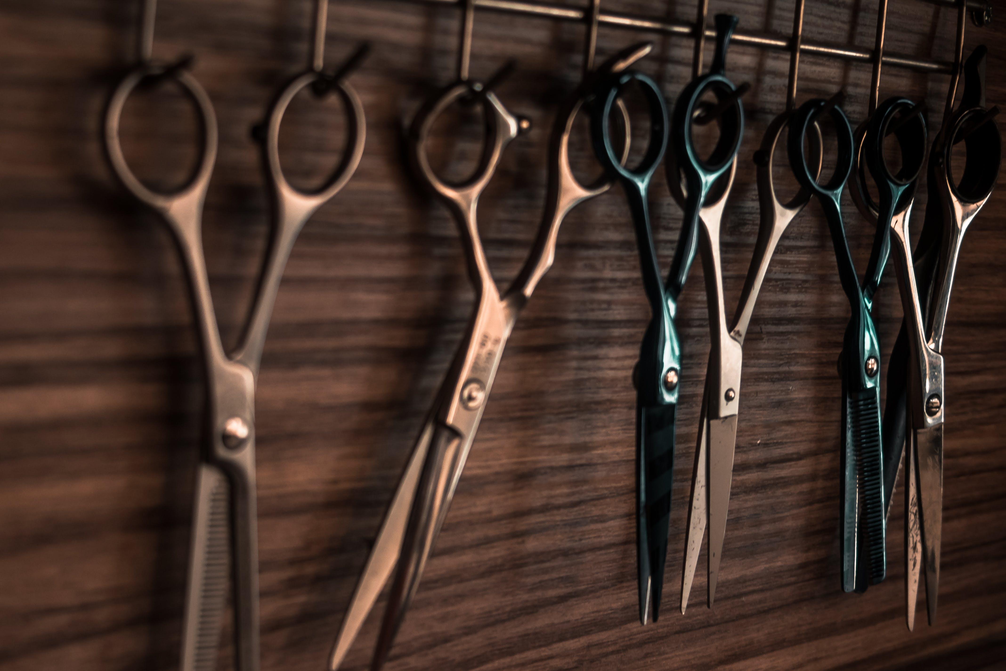 不銹鋼, 切, 刮鬍子, 剪刀 的 免費圖庫相片
