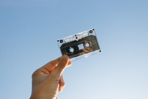 Gratis stockfoto met album, analoog, audio, cassette