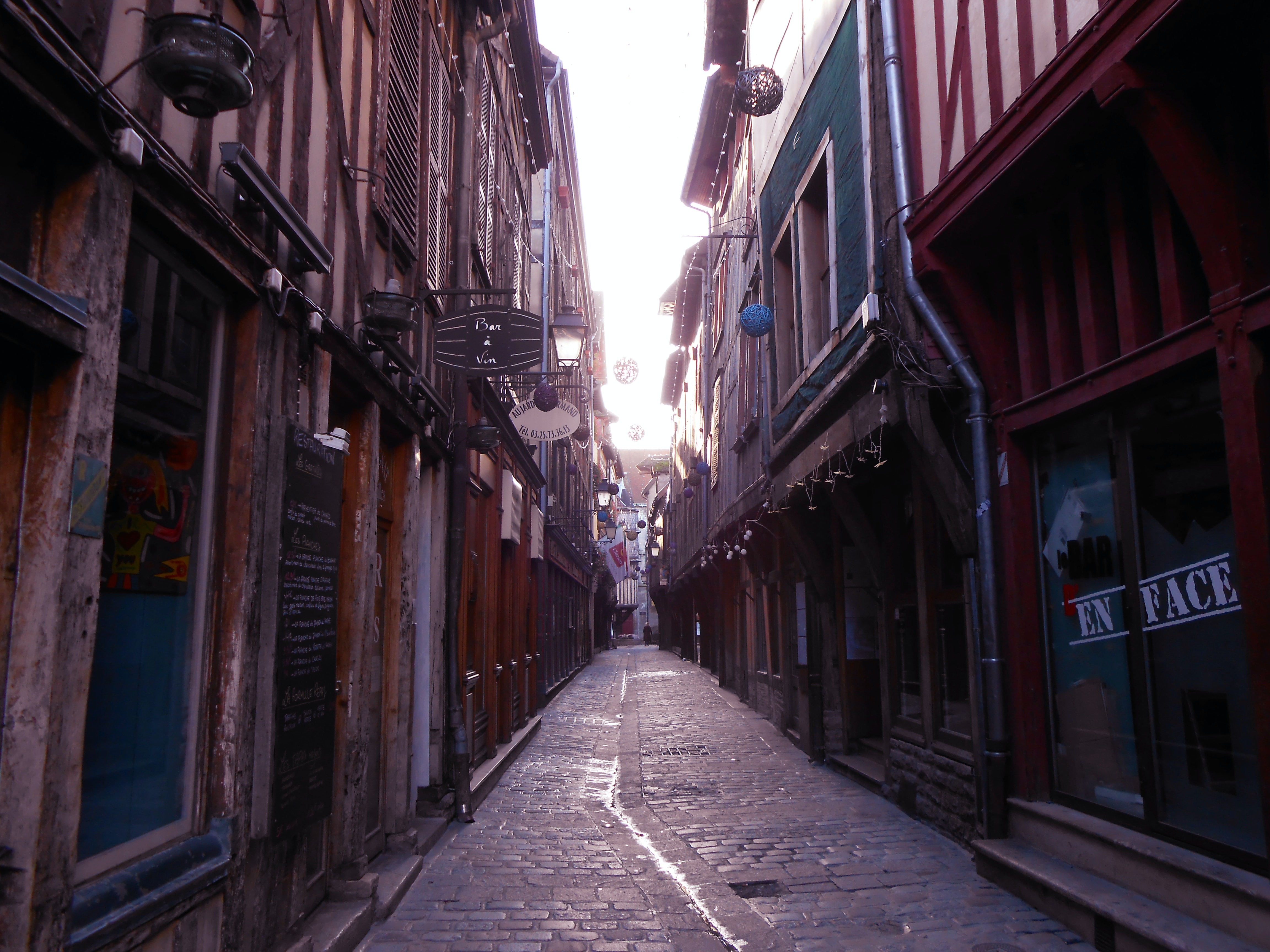 Free stock photo of empty street, middle ages, street