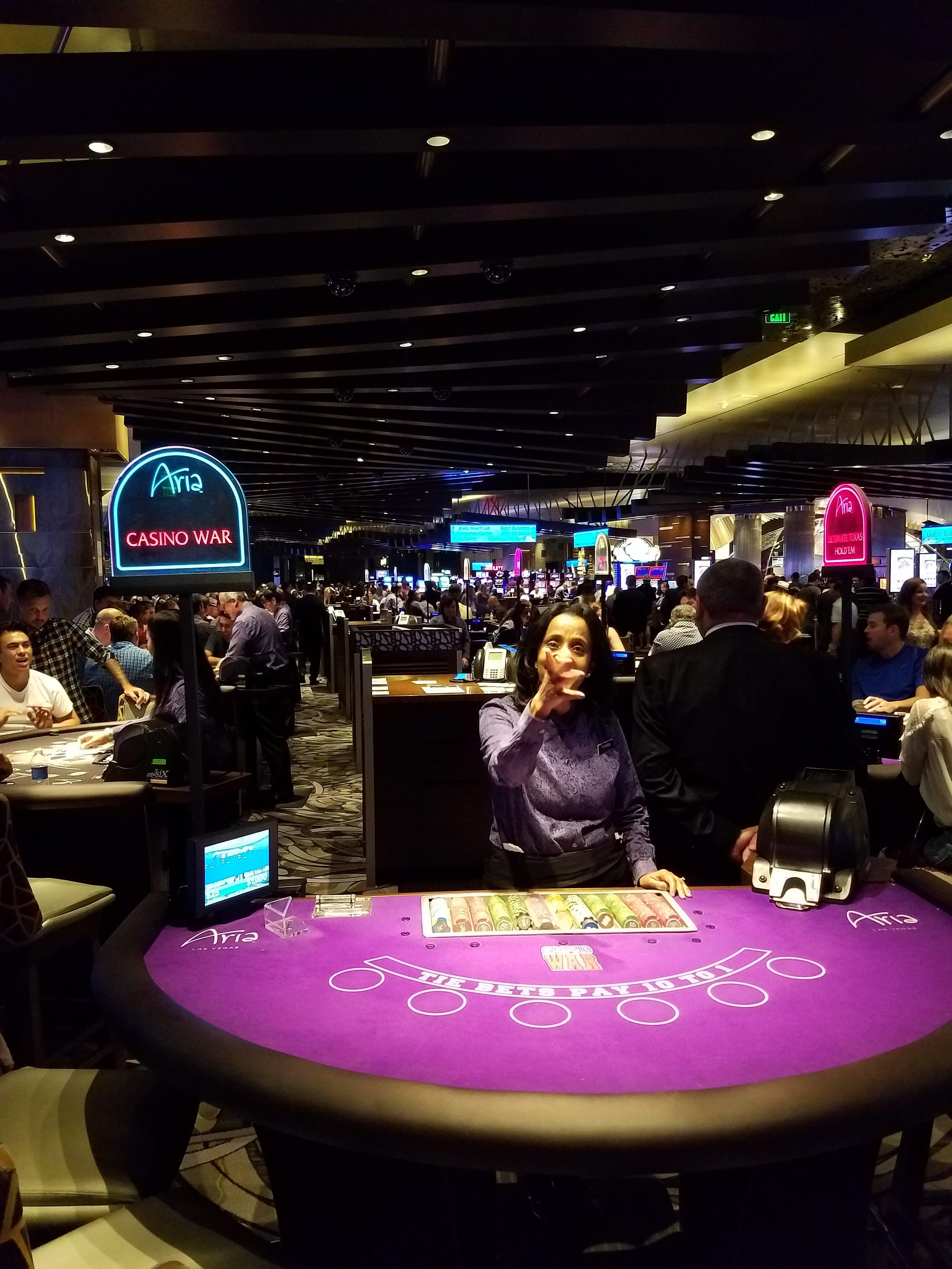 Základová fotografie zdarma na téma casino war