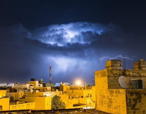 Darmowe zdjęcie z galerii z niebo i pochmurno