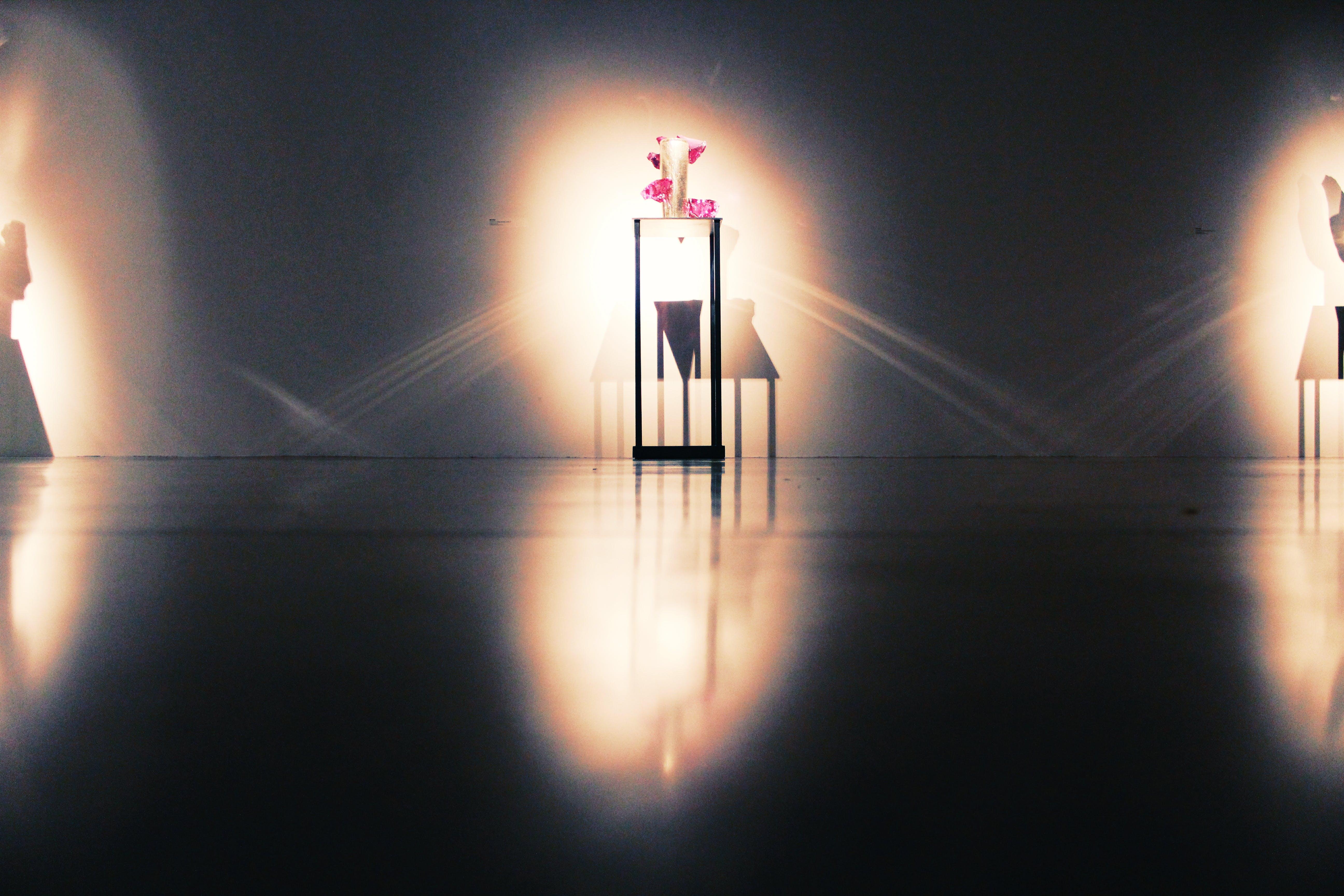 Free stock photo of art, reflection