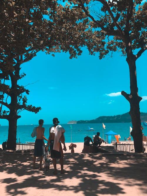 Ảnh lưu trữ miễn phí về ban ngày, bầu trời, biển, bờ biển