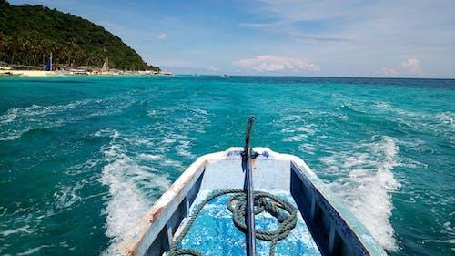 Photos gratuites de bateau, boracay, plage